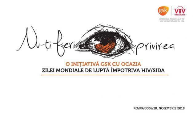 Nu-ți feri privirea: solidaritate în lupta cu infecția HIV