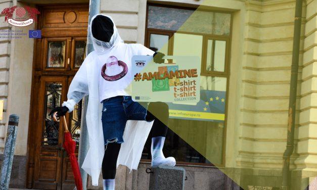 #AMLAMINE: colecție de tricouri pentru tineri despre protecția împotriva HIV
