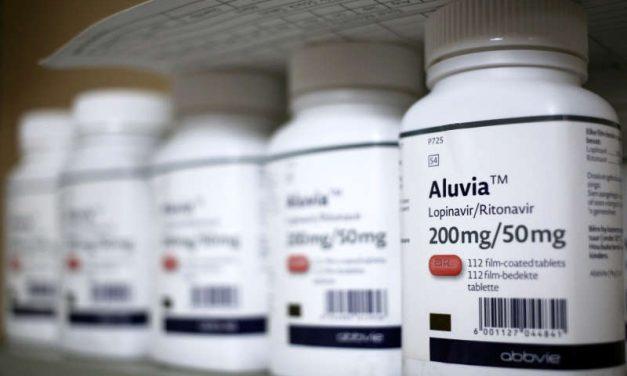 China testează un medicament anti-HIV ca tratament împotriva noului coronavirus, potrivit companiei AbbVie