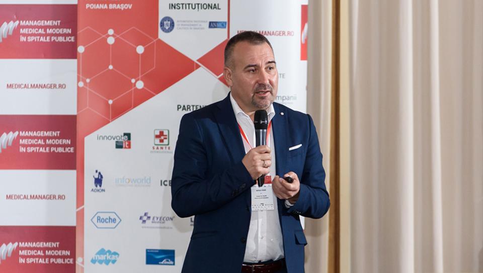 Dr. Adrian Pană: Pentru tratamentele care trebuie administrate în spital pacienților cu boli cronice trebuie gândite modalități de administrare la domiciliu