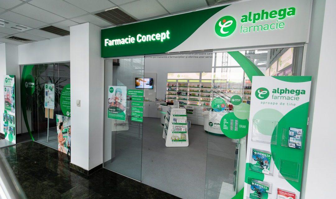 Alphega România lansează serviciul de rezervare a produselor și medicamentelor în farmacie cu ridicare a doua zi sau în zilele următoare
