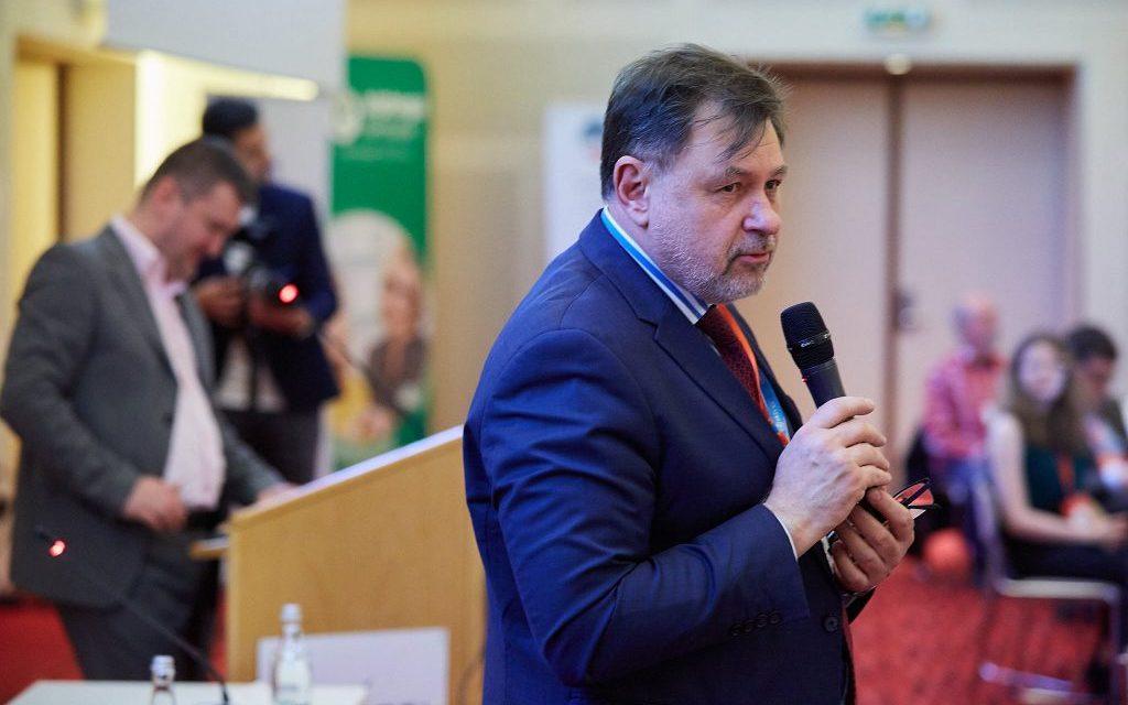 Prof. Dr. Alexandru Rafila: Ordinul privind limitarea internărilor sau a consultațiilor nu s-a discutat în Grupul de suport tehnico-științific