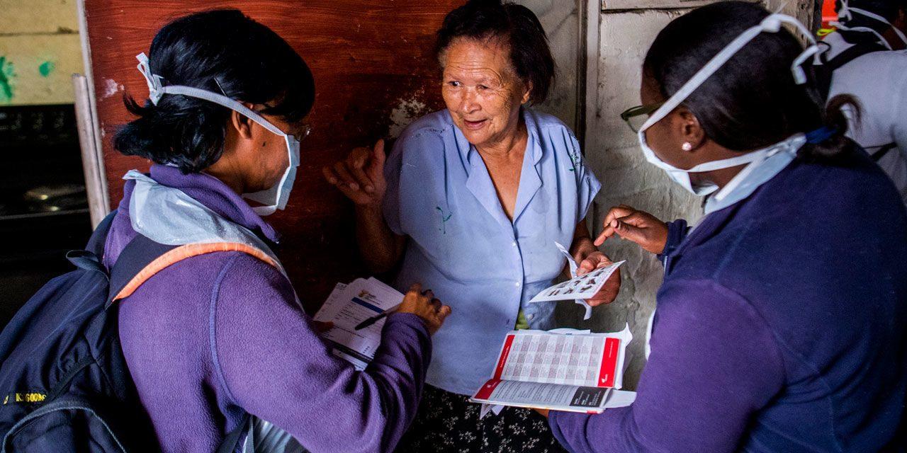 Africa de Sud speră că lupta sa cu HIV și tuberculoza a ajutat la pregătirea pentru COVID-19