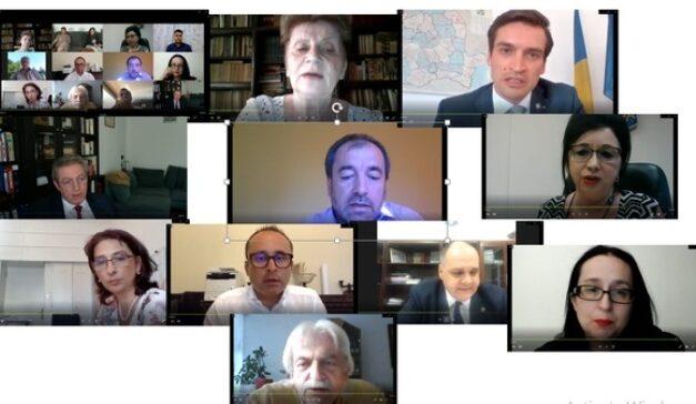 HIV vs. COVID-19 în România – Dezbatere organizata de Asociația Echitate în Sănătate în parteneriat cu revista Politici de Sănătate și Uniunea Națională a Organizațiilor Persoanelor Afectate de HIV/SIDA (UNOPA)