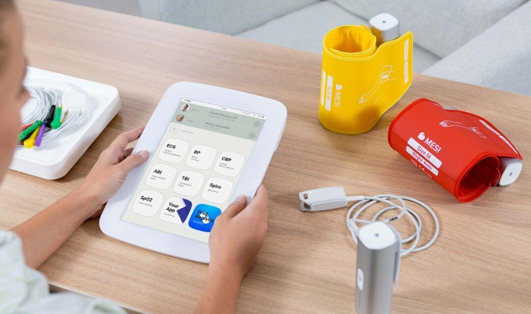 Metode inteligente de monitorizare la domiciliu: Sistemul MESI M TABLET poate salva vieți