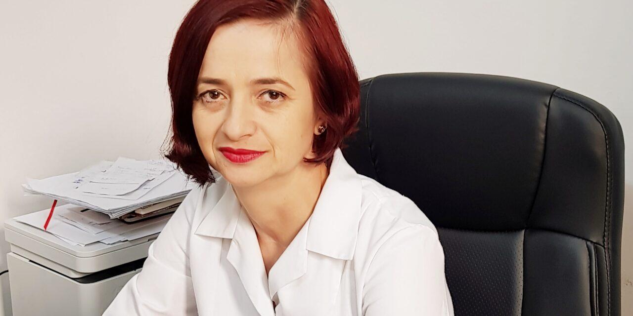"""Șef lucrări dr. Florentina Dumitrescu, Spitalul Clinic de Boli Infecțioase și Pneumoftiziologie """"Dr. Victor Babeș"""", Craiova: În pandemie, pacienții infectați cu HIV beneficiază de consultații și îngrijire"""