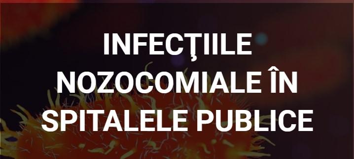 Prof. Univ. Codruța Nemet: 6% din toți pacienții internați dezvoltă cel puțin o infecție nosocomială