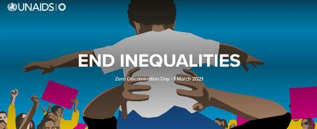 """1 martie – Ziua """"Zero discriminare"""", la iniţiativa UNAIDS – Programul Naţiunilor Unite pentru HIV/SIDA"""