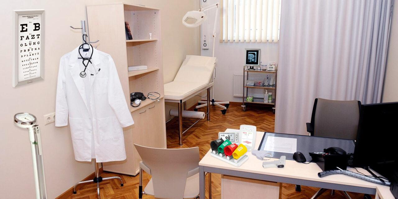 Dotări minime necesare pentru medicii de familie